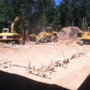 Saltwater Gunite Pool Installation In Suffolk County
