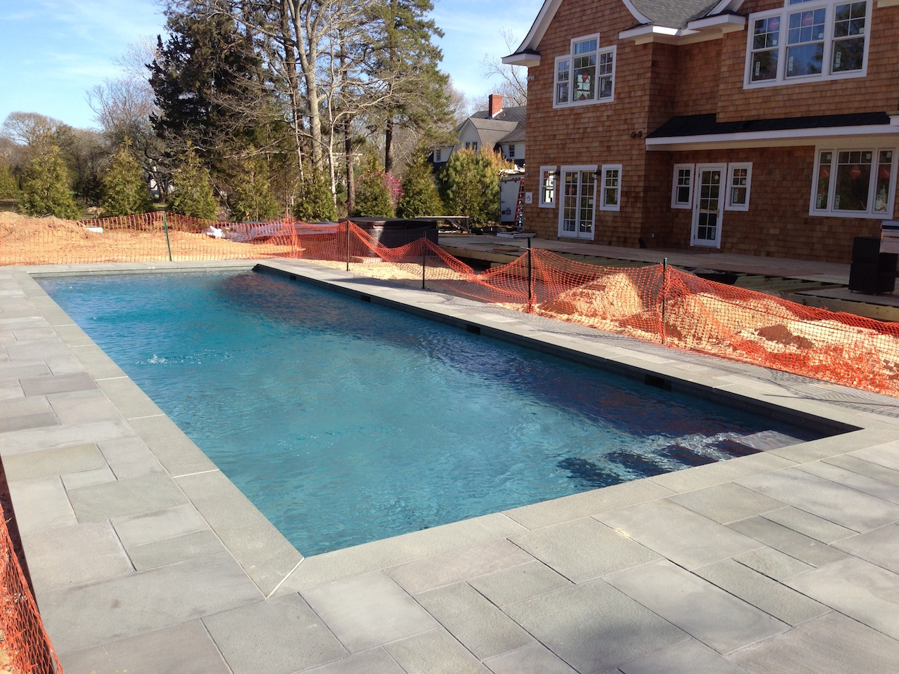 50 Gunite Lap Pool Installation Quogue Ny Patricks