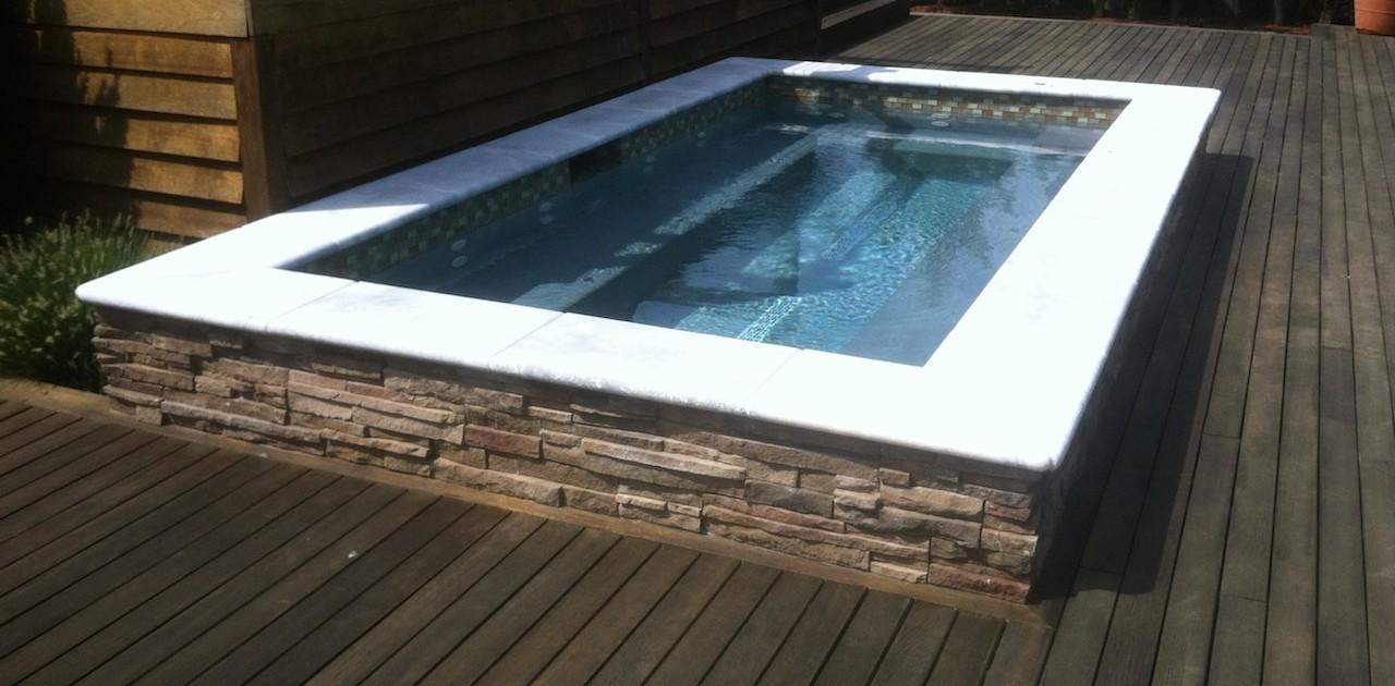 Gunite pool installation Bellport