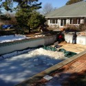 Southampton pool renovation