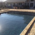 Liner install and pool renovation