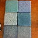 Choices of marbledust blue colors Patricks Pools