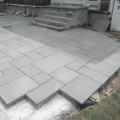 Paver patio built in Suffolk County