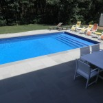 Bluestone Patio And Pool Renovation In East Quogue