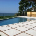 Southampton stone patio construction