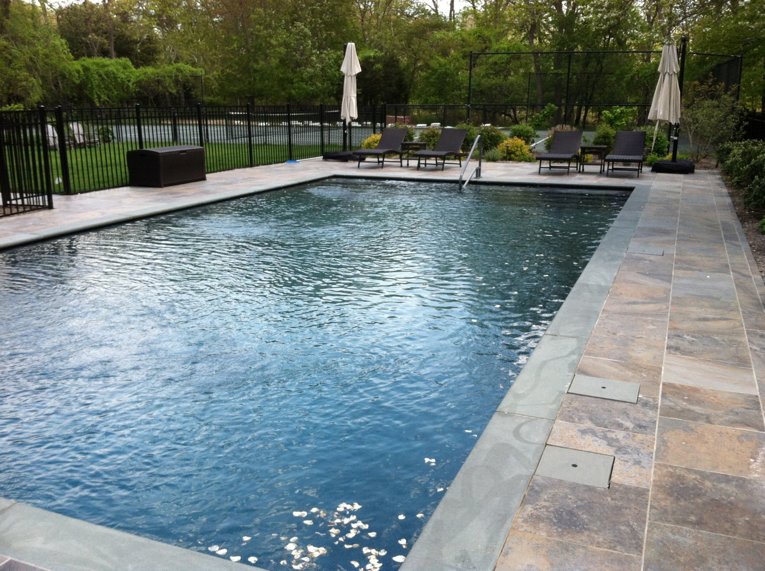 Westhampton 20 215 40 Gunite Pool Amp Patio Installation