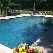westhampton gunite pool construction