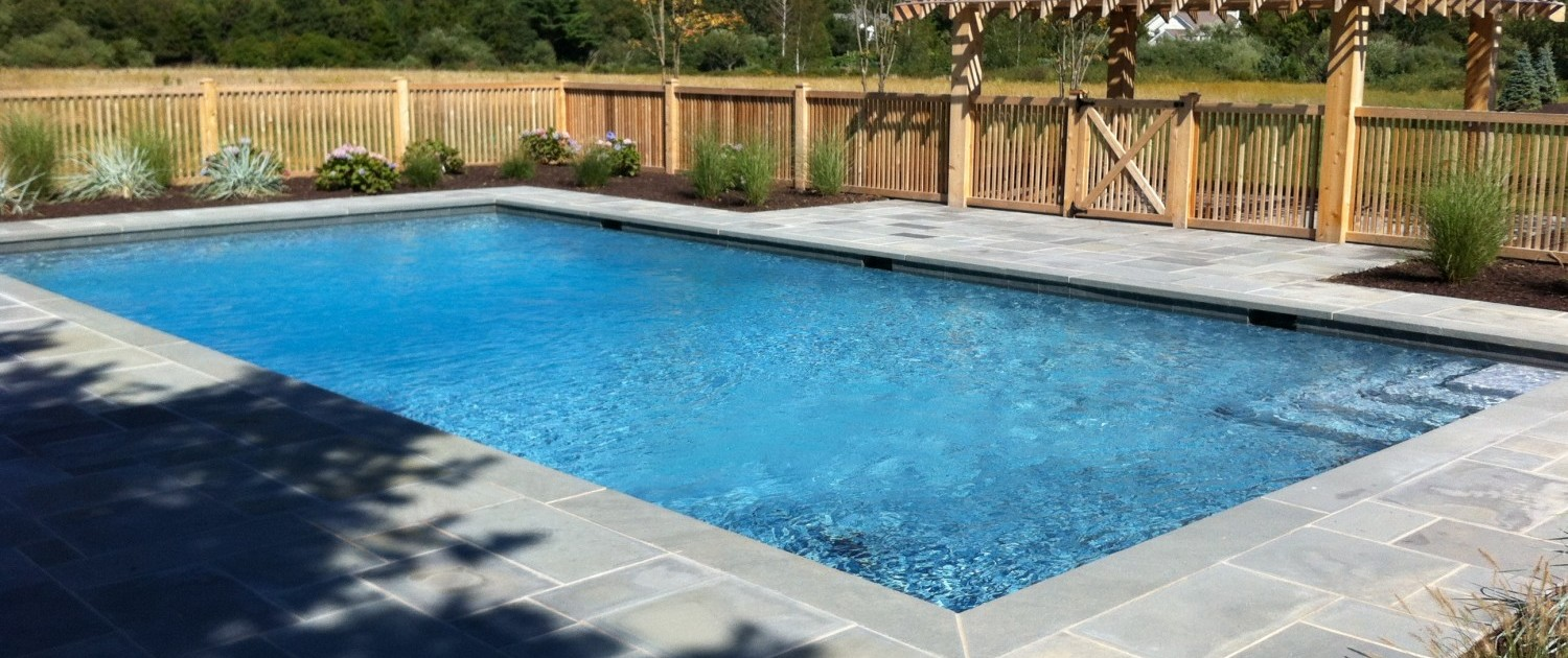 northfork long island silver gunite pool construction patricks pools long island ny pool