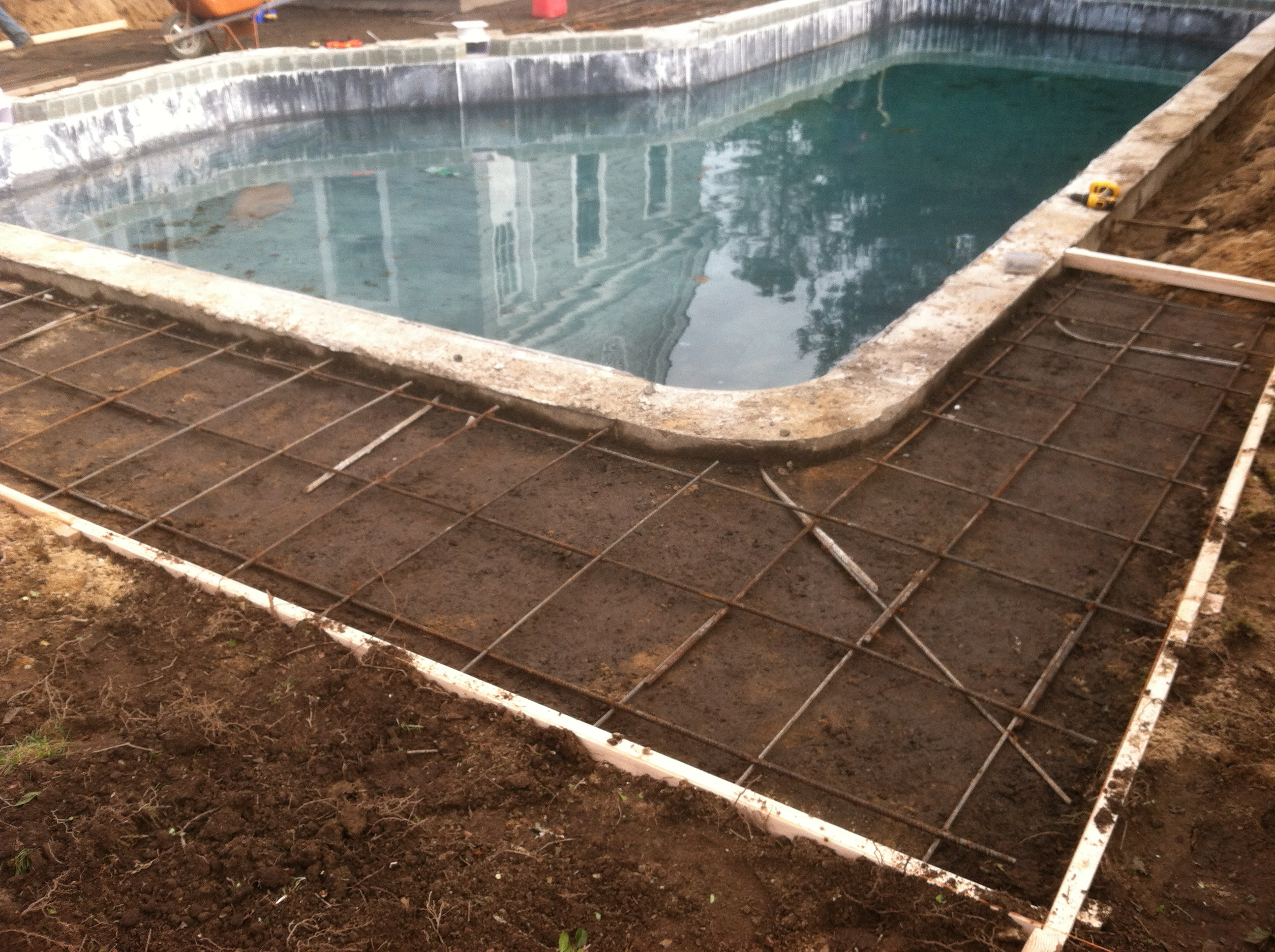 Blue Ice Bluestone Patio Replacement In Quogue Ny