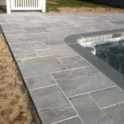 Stone patio masonry Southampton