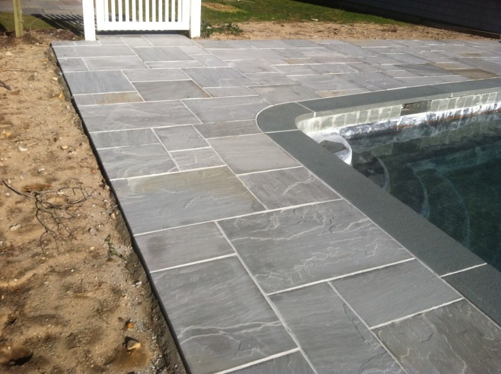 Portfolio patricks pools long island ny pool for Bluestone porch