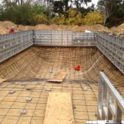 Suffolk county Pool builder gunite pools
