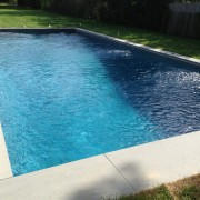 clear pool water with a saltwater sanitizer