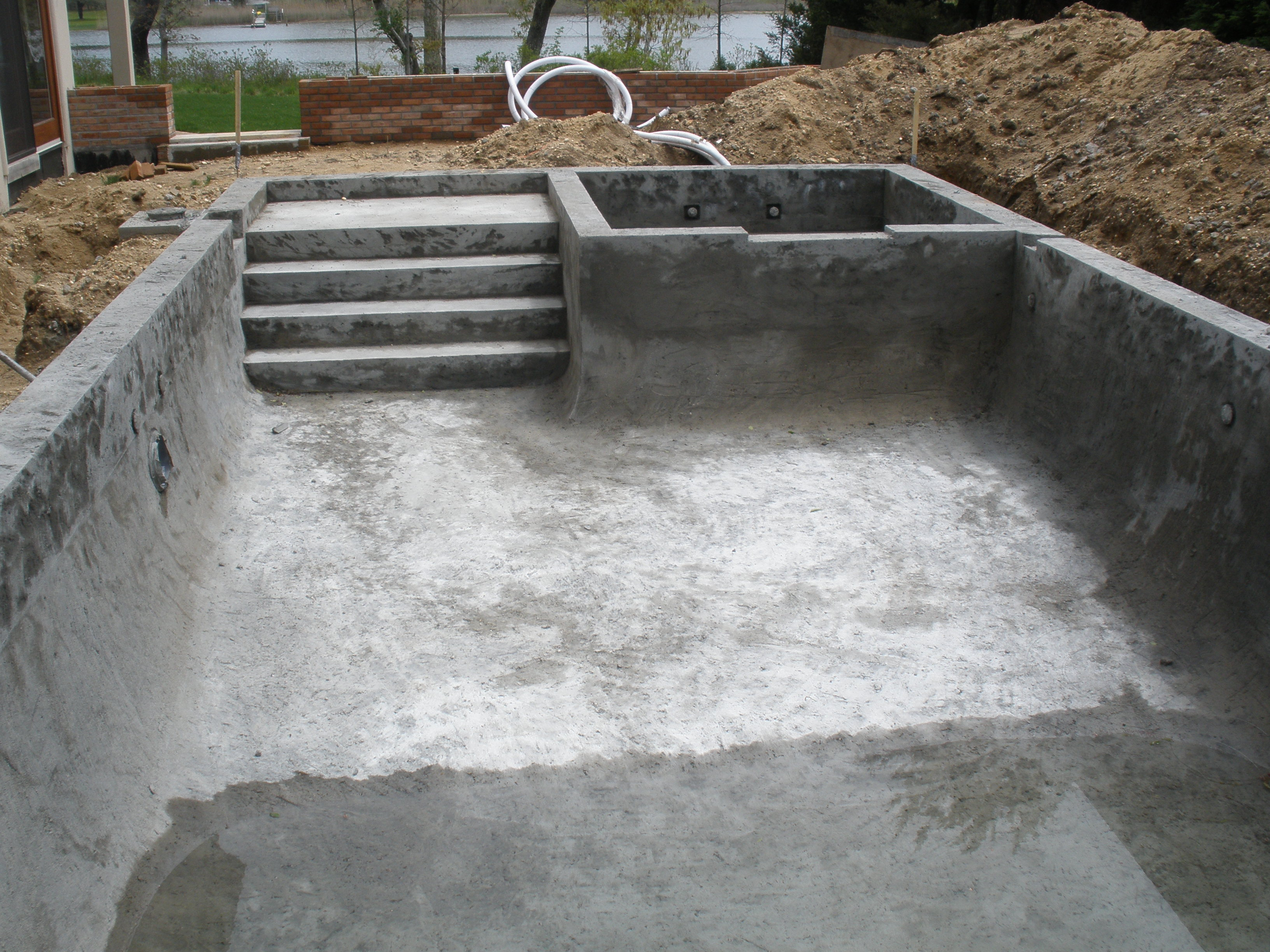 Gunite Pool Spa Suffolk County Long Island Patricks Pools Long Island Ny Pool