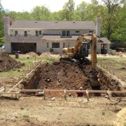 dix hills gunite pool builder