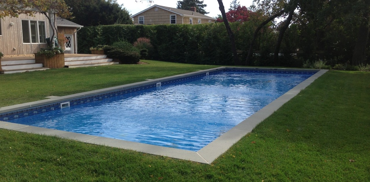 eastport pool installation