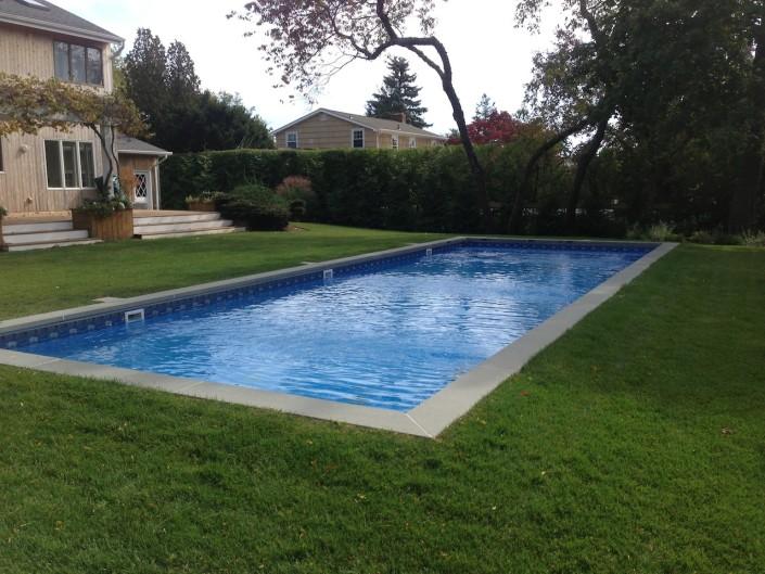 eastport pool installation