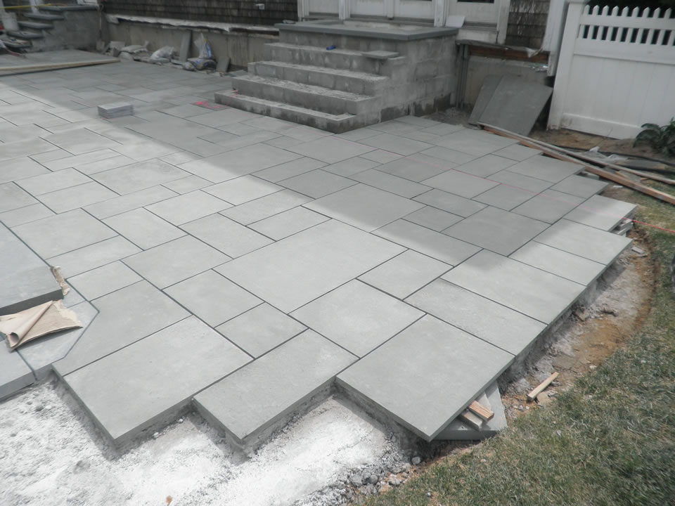 How To Lay Bluestone Pavers Mycoffeepot Org